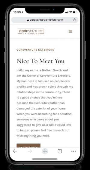 Core Venture Mobile
